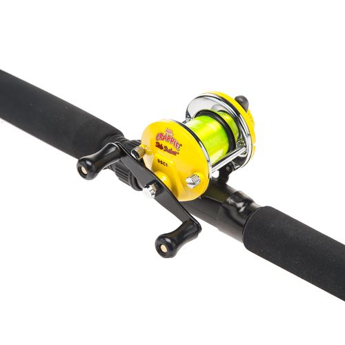 Mr. Crappie® Slab Shaker™ 9' L Freshwater Spinning Rod and Reel Combo - view number 5