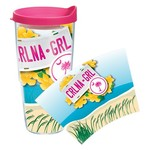Tervis Carolina Girl Wrap 24 oz. Tumbler with Lid