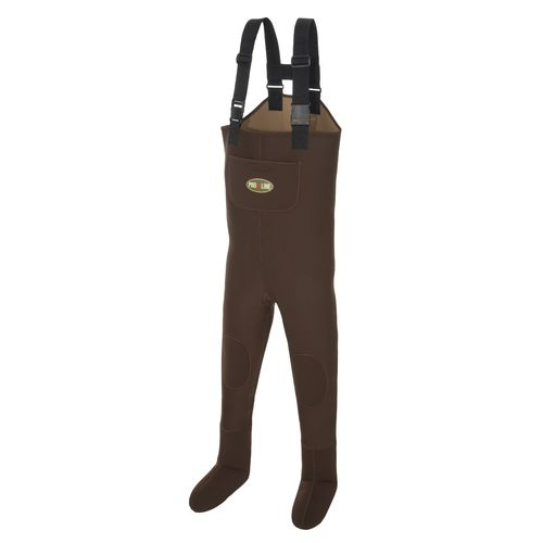 Pro Line Men's Neoprene Stocking-Foot Chest Wader