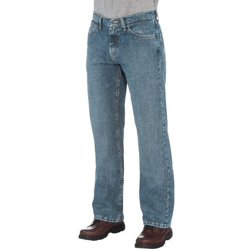Display product reviews for Magellan Outdoors Men's 5-Pocket Boot Cut Jean