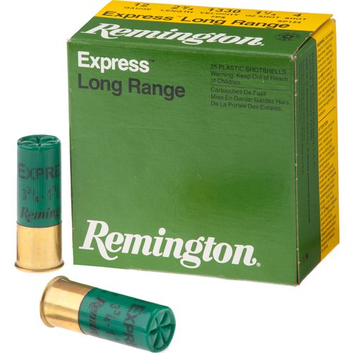 Display product reviews for Remington Express Extra Long Range Upland 12 Gauge Shotshells