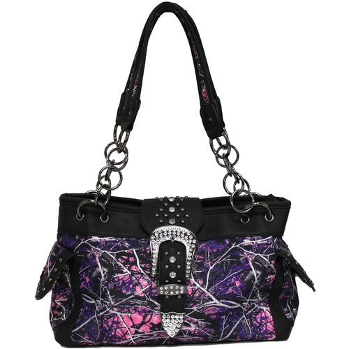 Monte Vista Women's Muddy Girl Concealed Carry Handbag