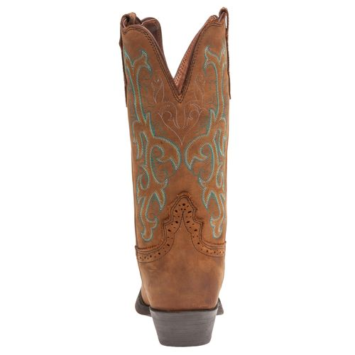 Justin Women's Stampede Sorrel Apache Western Boots - view number 4