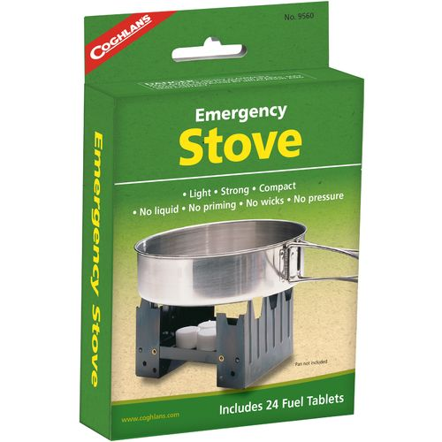 Coghlan's Emergency Stove