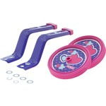 Bell Girls' Riderz Street Trainerz Training Wheels