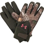 Under Armour® Women's ColdGear® Infrared Scent Control Primer Gloves