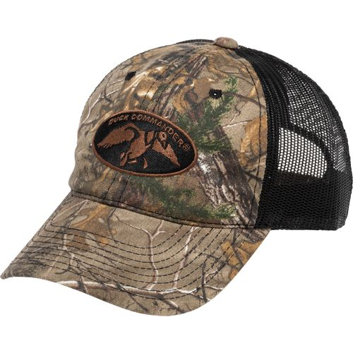 Duck Commander Men s Mesh Back Cap