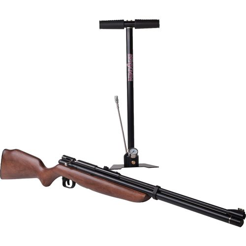 Crosman Benjamin Discovery PCP/CO₂ Air Rifle - view number 2