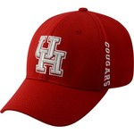 Top of the World Adults' University of Houston Booster Cap