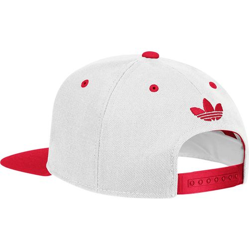 adidas™ Adults' Houston Rockets Special Make Ups Flat Brim Snapback Cap - view number 2