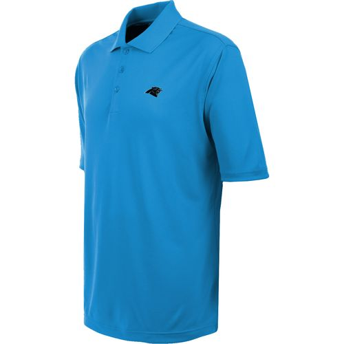 Display product reviews for Antigua Men's Carolina Panthers Piqué Xtra-Lite Polo Shirt