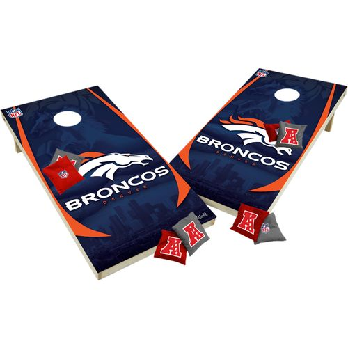 Wild Sports Tailgate Toss XL SHIELDS Denver Broncos