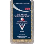 CCI® Small Game Gamepoint® .22 WMR 40-Grain PSP Rimfire Ammunition - view number 1