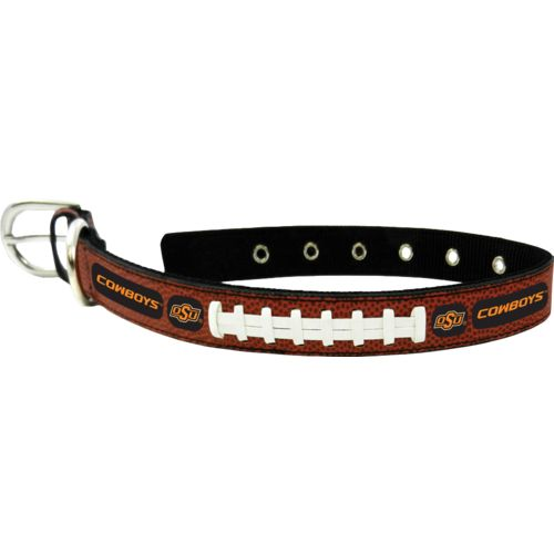 GameWear Oklahoma State University Classic Leather Football Collar