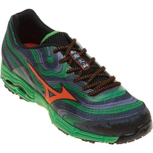 Mizuno Men's Wave Kazan Trail Running Shoes - view number 2