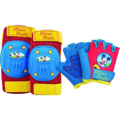 Disney Kids' Mickey Mouse Protective Gear Pad and