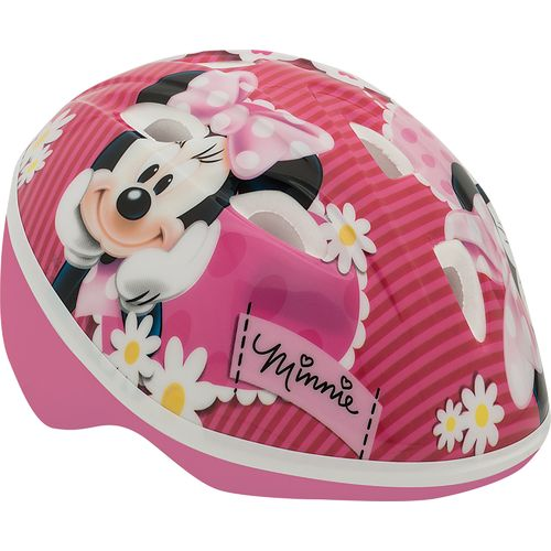 Disney Toddler Girls' Minnie Mouse Sprinter Bike Helmet