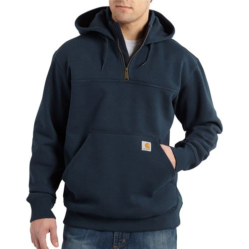 Display product reviews for Carhartt Men's Paxton Heavyweight Hooded Zip Mock Sweatshirt