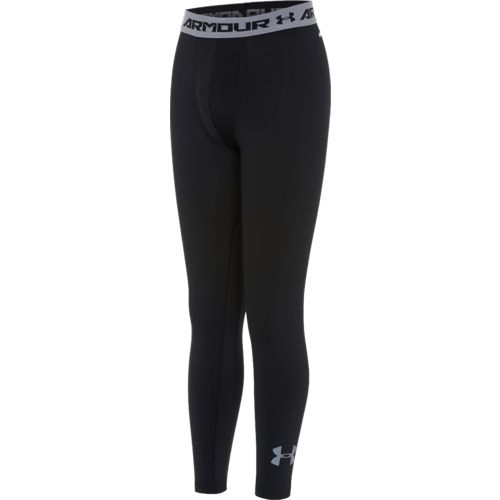 Under Armour Boys' HeatGear Armour Fitted Legging