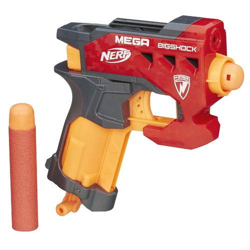 NERF Boys' N-Strike Mega Big Shock Blaster