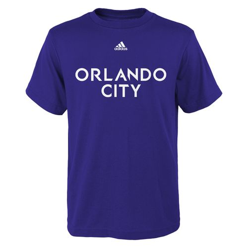 adidas™ Boys' MLS Primary One Short Sleeve T-shirt