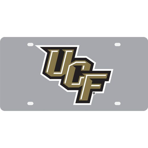 Stockdale University of Central Florida Acrylic License Plate - view number 1