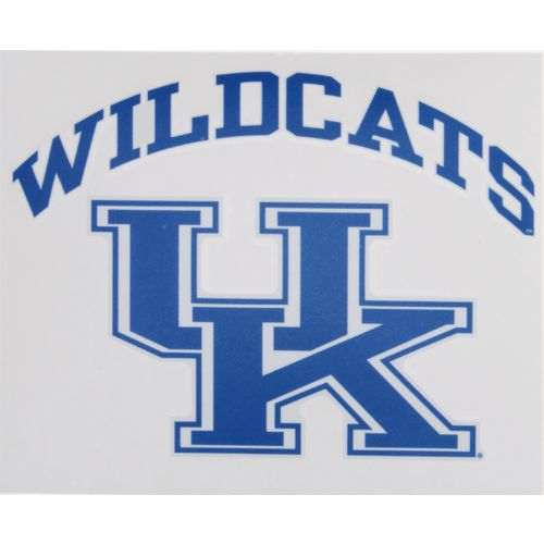 "Stockdale University of Kentucky 8"" x 8"" Vinyl"