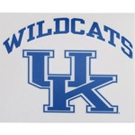 "Stockdale University of Kentucky 8"" x 8"" Vinyl Die-Cut Decal"