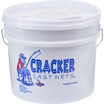 "Calusa Cracker™ 3/8"" Mesh Cast Net"