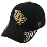 Top of the World Adults' University of Central Florida Spiral Cap