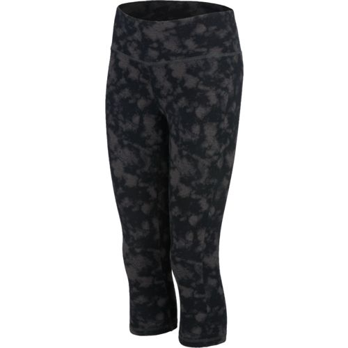 BCG™ Juniors' Printed Capri Legging