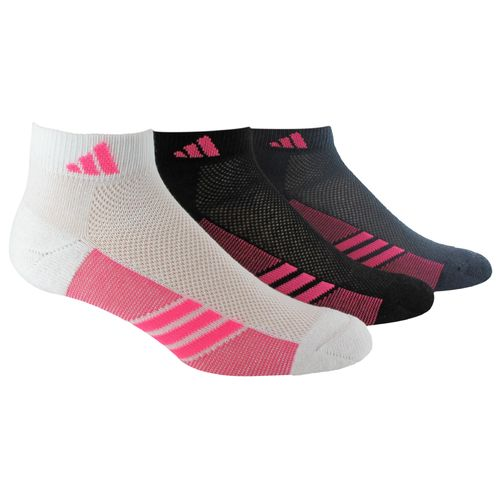 adidas™ Women's Superlite Low-Cut Socks 3-Pair