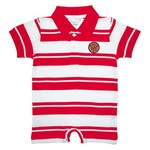 Two Feet Ahead Toddlers' University of Louisiana at Lafayette Rugby Romper