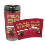The Fanatic Group NCAA 16 oz. Stainless-Steel Tumbler
