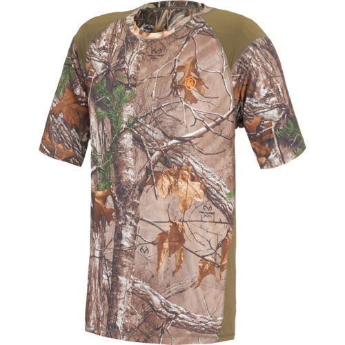 Game Winner Men's Eagle Bluff Short Sleeve Camo T-shirt