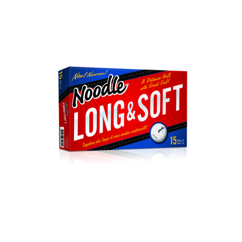 Noodle Long and Soft Golf Balls 15-Pack - view number 3