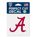 WinCraft University of Alabama Perfect Cut Decal - view number 1