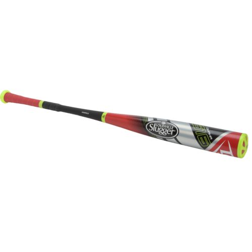 Display product reviews for Louisville Slugger Omaha 516 Senior League Aluminum Baseball Bat -10