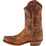 Justin Men's Cracked Bent Rail Boots - view number 1