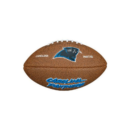 Wilson Kids' Carolina Panthers Mini Team Logo Football