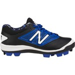 New Balance Kids' Low-Cut 4040v2 Rubber Molded Baseball Cleats