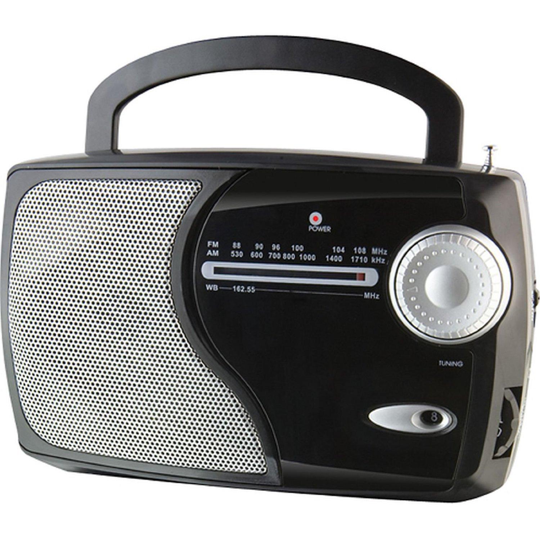 Weather X AM/FM Weather Radio