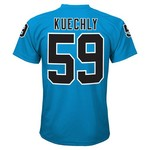 NFL Boys' Carolina Panthers Luke Kuechly #59 Fashion Performance T-shirt