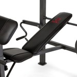 Marcy Diamond Elite Standard Weight Bench - view number 3
