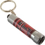 Stockdale Texas Tech University LED Flashlight Key Chain