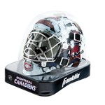 Franklin NHL Team Series Montreal Canadians Mini Goalie Mask - view number 2