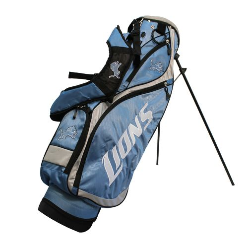 Team Golf Detroit Lions Nassau Golf Stand Bag