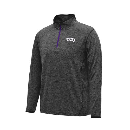 Colosseum Athletics Men's Texas Christian University Action Pass Fleece