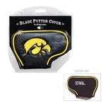 Team Golf University of Iowa Blade Putter Cover