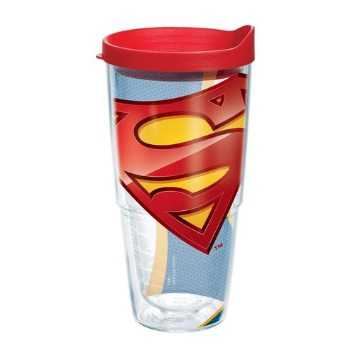 Tervis Super-Sized SUPERMAN™ Logo 24 oz. Wrap Tumbler